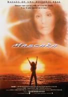 Mask - Spanish Movie Poster (xs thumbnail)