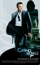 Casino Royale - Swedish Movie Poster (xs thumbnail)