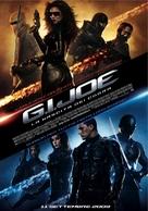G.I. Joe: The Rise of Cobra - Italian Movie Poster (xs thumbnail)