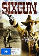 Sixgun - Australian DVD cover (xs thumbnail)