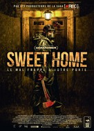 Sweet Home - French DVD cover (xs thumbnail)