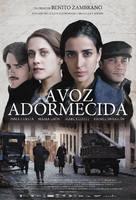 La voz dormida - Brazilian Movie Poster (xs thumbnail)