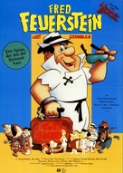The Man Called Flintstone - German Movie Poster (xs thumbnail)