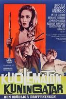 She - Swedish Movie Poster (xs thumbnail)