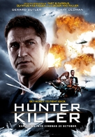 Hunter Killer - Malaysian Movie Poster (xs thumbnail)