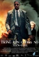 Man on Fire - Vietnamese Movie Poster (xs thumbnail)