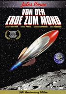 From the Earth to the Moon - German DVD movie cover (xs thumbnail)