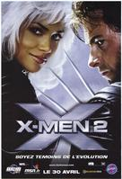X2 - French Movie Poster (xs thumbnail)