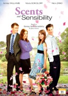 Scents and Sensibility - Danish DVD cover (xs thumbnail)