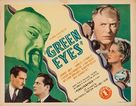 Green Eyes - Movie Poster (xs thumbnail)