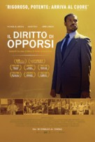 Just Mercy - Italian Movie Poster (xs thumbnail)