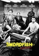 Swordfish - Argentinian Movie Poster (xs thumbnail)