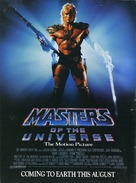Masters Of The Universe - Movie Poster (xs thumbnail)