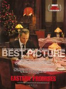 Eastern Promises - For your consideration movie poster (xs thumbnail)