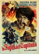 La figlia del capitano - Italian Movie Poster (xs thumbnail)
