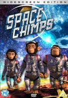 Space Chimps - British DVD cover (xs thumbnail)