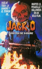 Jack-O - Argentinian poster (xs thumbnail)