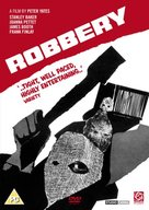 Robbery - British DVD cover (xs thumbnail)