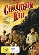 The Cimarron Kid - Australian DVD cover (xs thumbnail)