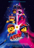 The Lego Movie 2: The Second Part - Finnish Movie Poster (xs thumbnail)