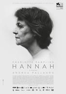 Hannah - Italian Movie Poster (xs thumbnail)