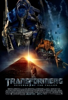 Transformers: Revenge of the Fallen - Danish Movie Poster (xs thumbnail)