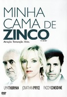 My Zinc Bed - Brazilian Movie Cover (xs thumbnail)