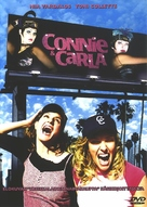 Connie and Carla - Finnish Movie Cover (xs thumbnail)