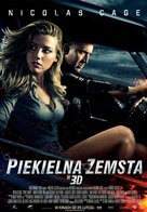 Drive Angry - Polish Movie Poster (xs thumbnail)
