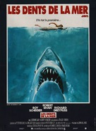 Jaws - French Movie Poster (xs thumbnail)