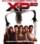 XP3D - Spanish Blu-Ray cover (xs thumbnail)