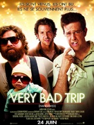 The Hangover - French Movie Poster (xs thumbnail)