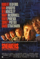 Sneakers - Spanish Movie Poster (xs thumbnail)