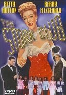 The Stork Club - DVD cover (xs thumbnail)