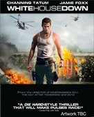 White House Down - British Blu-Ray cover (xs thumbnail)