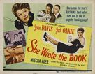 She Wrote the Book - Movie Poster (xs thumbnail)