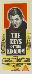 The Keys of the Kingdom - Australian Movie Poster (xs thumbnail)