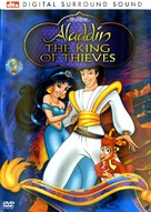Aladdin And The King Of Thieves - DVD cover (xs thumbnail)