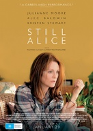 Still Alice - Australian Movie Poster (xs thumbnail)