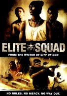 Tropa de Elite - DVD cover (xs thumbnail)