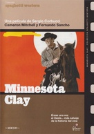 Minnesota Clay - Spanish DVD cover (xs thumbnail)