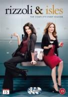 """Rizzoli & Isles"" - Danish DVD cover (xs thumbnail)"