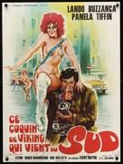 Il vichingo venuto dal sud - French Movie Poster (xs thumbnail)