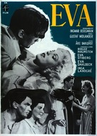 Eva - Swedish Movie Poster (xs thumbnail)