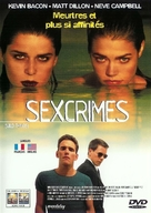 Wild Things - French DVD movie cover (xs thumbnail)