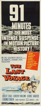 The Last Voyage - Movie Poster (xs thumbnail)