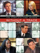 """""""Without a Trace"""" - DVD cover (xs thumbnail)"""