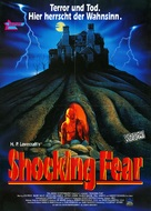 Lurking Fear - German Movie Poster (xs thumbnail)