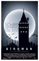Birdman - Turkish Movie Poster (xs thumbnail)
