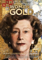 Woman in Gold - Dutch Movie Poster (xs thumbnail)
